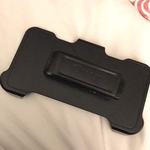 iPhone clip holder
